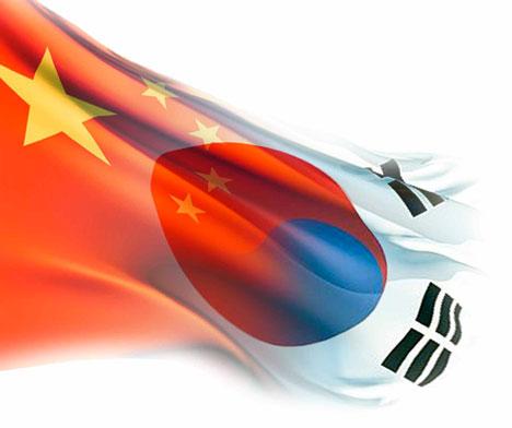 China-South Korea FT