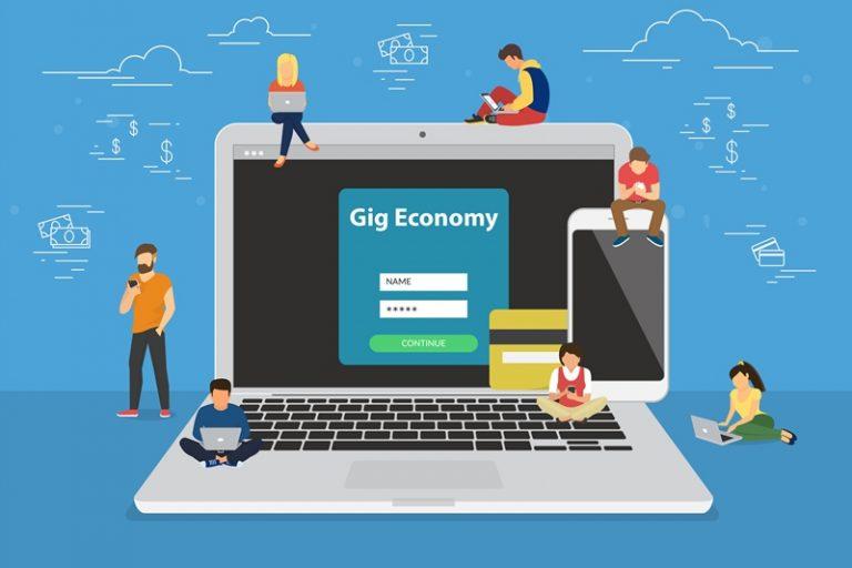 Gig Economy และการท