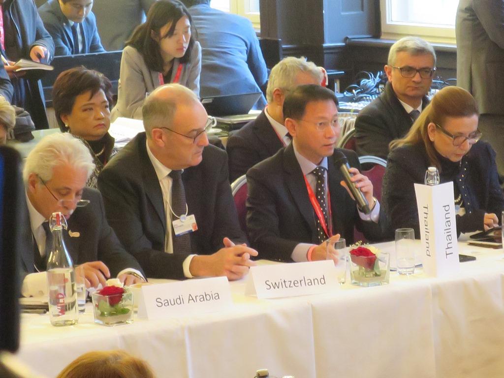 'พาณิชย์' ร่วมประชุมผลักดันการปฏิรูป WTO การเจรจาพาณิชย์อิเล็กทรอนิกส์ การอุดหนุนสินค้าเกษตร-ประมง
